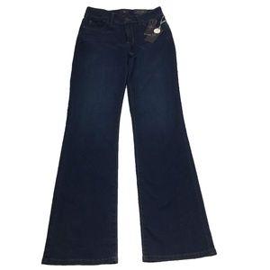 NWT NYDJ  Women's Barbara Bootcut Jeans Size 6
